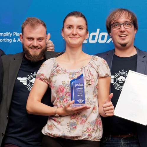 Jedox Cloud Partner of the Year 2018
