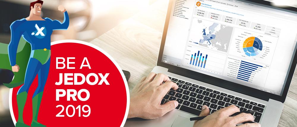 iXLOG Be a Jedox Pro 2019